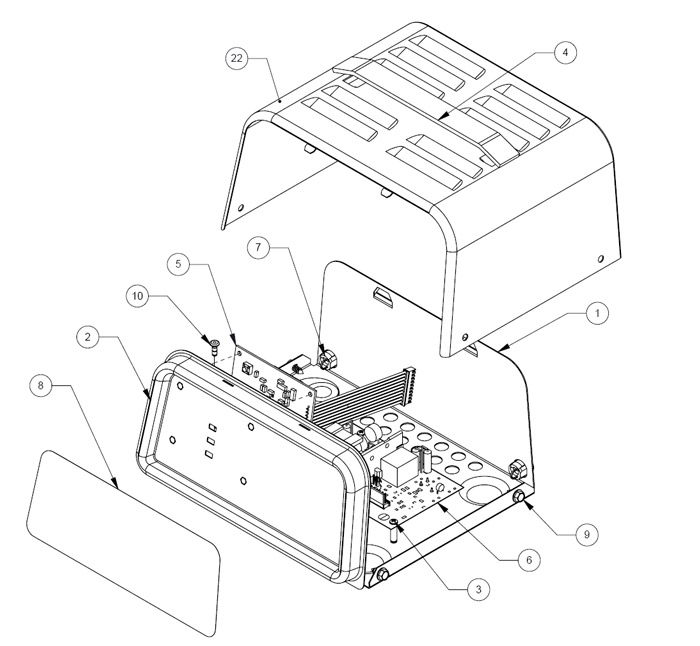 Se 82 6 Ca Schumacher Battery Charger Parts List