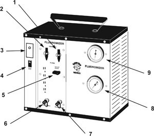 Refrigerant High Pressure Switch