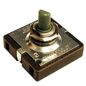 0499000074 4 Position Rotary Switch with hard wire push in ...