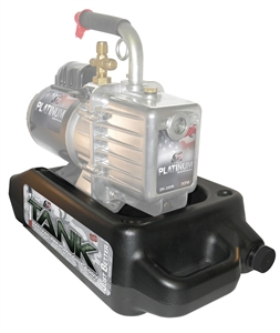 Dv t1 jb industries the tank vacuum pump oil caddy for Motor technology inc dayton ohio