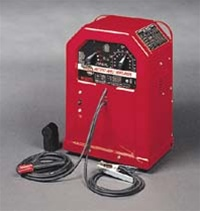 K1297 lincoln electric ac dc 225 125 arc welder for Motor technology inc dayton ohio