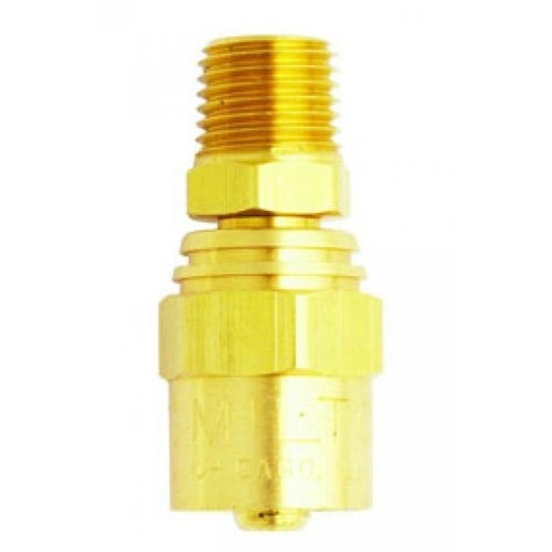 S milton industries reusable brass hose fittings
