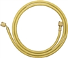 "46962 Mastercool 96"" Yellow Barrier Hose W/Shut-Off Valve Fitting"