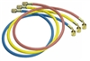 "47336 Mastercool Set Of 3-36"" Barrier Hoses W/Standard Fitting"