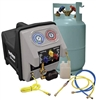 69360 Mastercool Dual Piston Complete Recovery System 110V