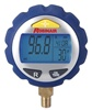 "11910 Robinair Digital Low Pressure / Vacuum Gauge (30"" hg - 250 PSI) 17 Gas PT Chart"