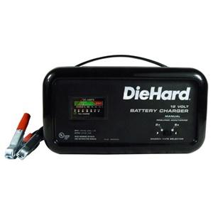 Schumacher Battery Charger Manual >> Die Hard 2/6 Amp 12 Volt Manual Portable Automotive ...