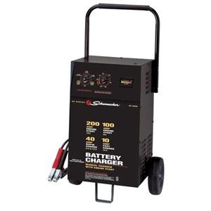 Schumacher Battery Charger Manual >> SE-4020 Schumacher 200/100/40/10/2 Amp 6/12 Volt Manual ...
