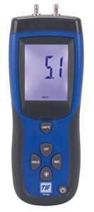 TIF3420 Differential Pressure Meter TIF 3420 Electronic HVAC  no case