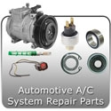 Automotive AC System Repair Parts