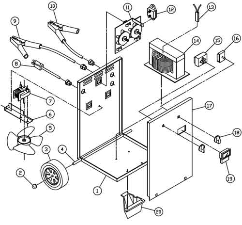Printable Coloring Pages Trackid=sp 006 : Century amp phase control battery charger