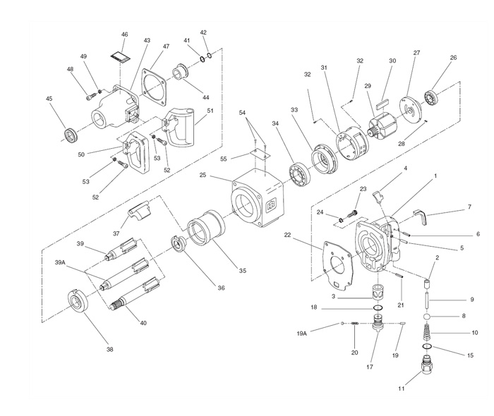 ingersoll rand 185 compressor diagram