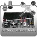 Automotive Battery specific tools and equipment