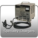 Automotive Specialty Battery Chargers 24 - 36 - 48 Volt