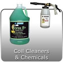 Coil Cleaners & Chemicals