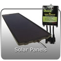 Solar Panel Battery Chargers