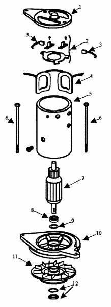 11 716kvc goodall start all 12 24 volt gasoline engine powered rh centurytool net Simple Wiring Diagrams Ladder Diagram