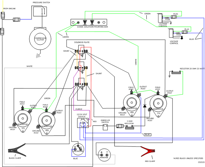 Goodall start all wiring diagram