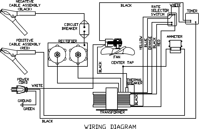 123 T 141 303 901 century 87530 50 30 2 225 amp battery charger dayton 12v battery charger wiring diagram at gsmportal.co