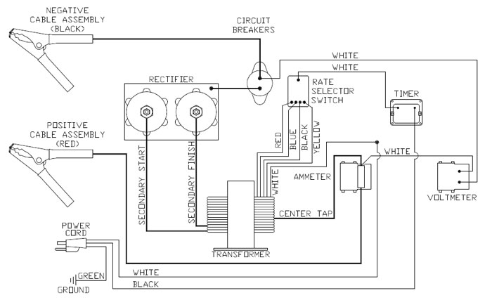 Century Battery Wiring Diagram