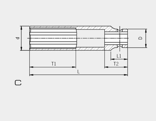 """Sunex 3//4/"""" Dr 1-5//16/"""" Deep Impact Socket 442D"""