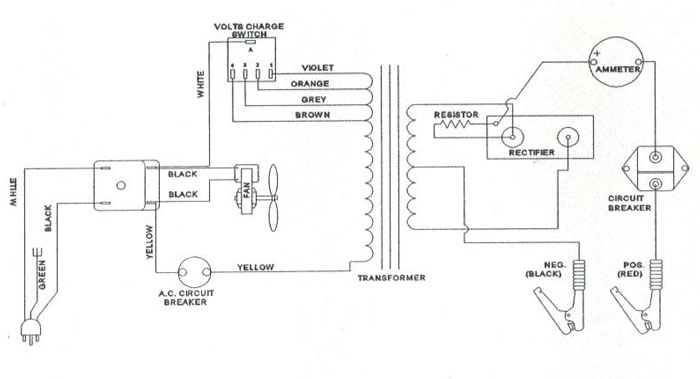 6012 Serial Number 077390  U0026 Earlier Associated Battery
