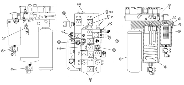34988 5 robinair 34988 r 134a recovery recycling unit parts robinair 34788 wiring diagram at reclaimingppi.co