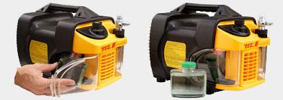 TZM1PK Appion TEZOM Micron-Dry TEZ8 8 CFM Vacuum Pump Oil Cartidge
