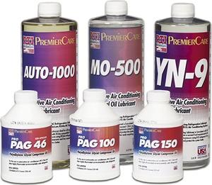 Automotive Compressor PAG Oils