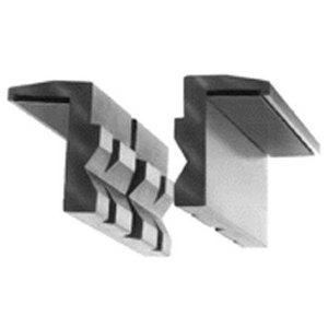 48000 Lisle Aluminum Vise Jaw Pads