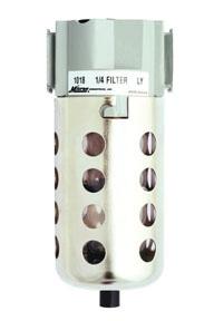 Milton 1020 1//2 NPT Polycarbonate Micro Filter Milton Industries MIL1020