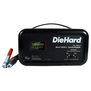 Die hard battery charger manual 71230