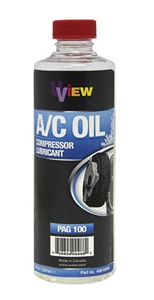488100PB UView PAG 100 Oil Bottle (8 oz / 240 ml)