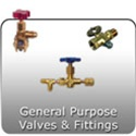 General Purpose Valves & Fittings
