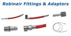 Robinair Automatic Transmission Fluid Exchanger Fittings & Adapters