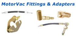 MotorVac Automatic Transmission Fluid Exchanger Fittings & Adapters