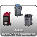 Mobile A/C Refrigerant Recovery and Recycling Equipment