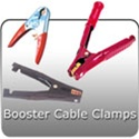 Booster Cable Clamps