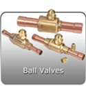 Full Flow Refrigeration Ball Valves