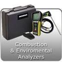 Combustion & Enviromental Analyzers