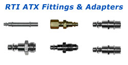 RTI Automatic Transmission Fluid Exchanger Fittings & Adapters