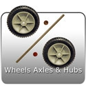Battery Charger Wheels Axles & Hubs